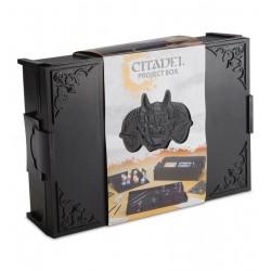 CITADEL PROJECT BOX valigetta porta colori accessori modellismo 3 piani cm 29x42x11