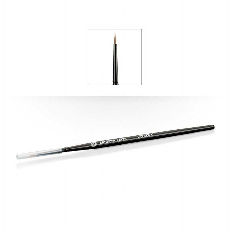 PENNELLO DI PRECISIONE XS Artificer layer brush Citadel per modellismo