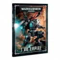 CODEX TAU EMPIRE 2018 italiano manuale Warhammer 40k Games Workshop