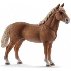 STALLONE MORGAN animali in resina SCHLEICH miniature 13869 cavalli horse club