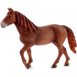 GIUMENTA MORGAN animali in resina SCHLEICH miniature 13870 cavalli horse club
