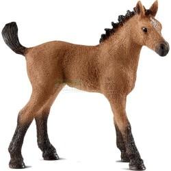 PULEDRO QUARTER animali in resina SCHLEICH miniature 13854 cavalli horse club