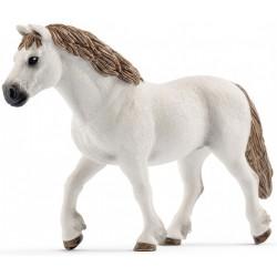GIUMENTA WELSH PONY animali in resina SCHLEICH miniature 13872 cavalli horse club