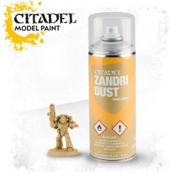 ZANDRI DUST spray Citadel base acrilica model paint 400 ml
