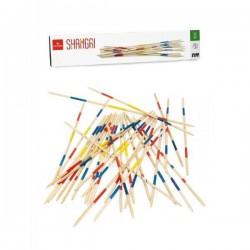 SHANGAI gioco in legno DAL NEGRO dalnegro 50 CM 41 bastoncini BAMBOO età 5+