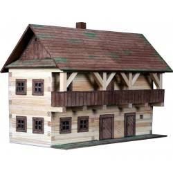 Residenza del Magistrato in legno