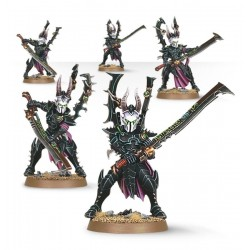 INCUBI DARK ELDAR oscuri 5 miniature Citadel Finecast Warhammer 40k in resina