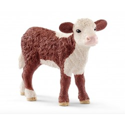 VITELLO HEREFORD Schleich 13868 Farm World fattoria