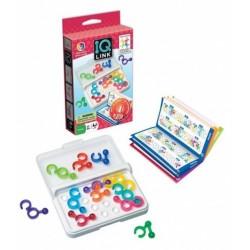 IQ LINK gioco solitario ROMPICAPO logica SMART GAMES puzzle PORTATILE età 8+