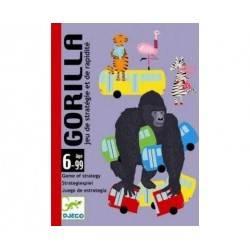 Gorilla - giochi di carte Djeco