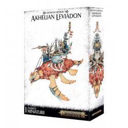 AKHELIAN LEVIADON Idoneth Deepkin Tartaruga gigante mostro miniatura Warhammer