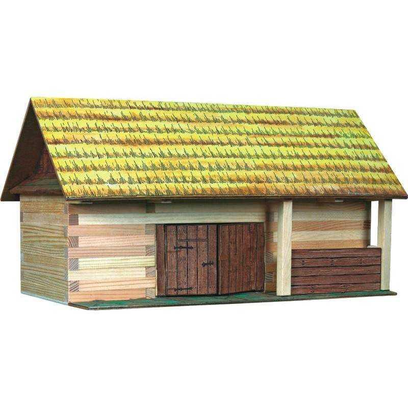 Stalla piccola costruzioni in legno walachia for Costruzioni in legno