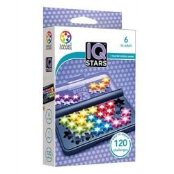 IQ STARS puzzle ROMPICAPO solitario GIOCO 120 sfide SMART GAMES età 6+
