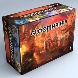 GLOOMHAVEN gioco da tavolo fantasy edizione retail english edition 3rd print