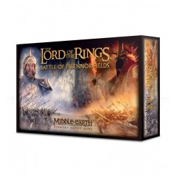 BATTLE OF PELENNOR FIELDS new Lord of the Rings miniature Games Workshop 2018 84 miniatures