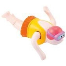 NUOTATRICE femmina ROSA nuota davvero A CARICA 711102 MOULIN ROTY età 3+