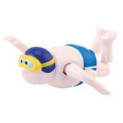 NUOTATORE maschio BLU nuota davvero A CARICA 711103 MOULIN ROTY età 3+