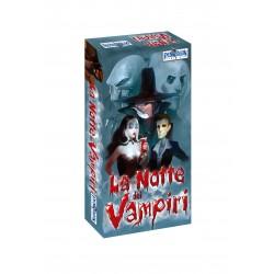 LA NOTTE DEI VAMPIRI vampire mafia PARTY GAME gioco di ruoli ASMODEE età 14+