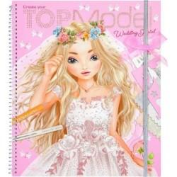 ALBUM sposa WEDDING SPECIAL create your TOP MODEL artistico CREATIVO nozze 0410200_A