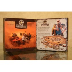BADLANDS Outpost of Humanity Kickstar edition Apocalypse survival game