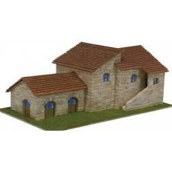 VILLA TOSCANA kit di modellismo Aedes Ars 1419 kit di modellismo in ceramica