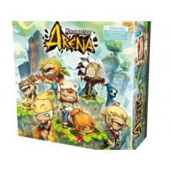 KROSMASTER ARENA ediz. ITA: gioco di battaglia di miniature x 2-4 giocatori