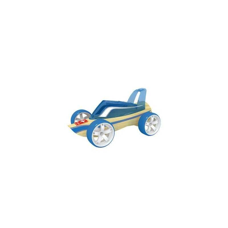 Roadster En Hape Bambou De Véhicules 3Mini Voiture Âge Bois Jouet Aj4L35RqSc