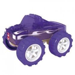 MONSTER TRUCK AUTO IN LEGNO BAMBOO MACCHININA - HAPE età 3+ MINI VEICOLI