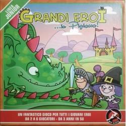 GRANDI EROI... IN PIGIAMA! italiano