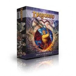 DRAGONERO GDR 2a edizione gioco di ruolo in italiano scatola base manuale Wyrd