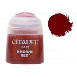 Khorne Red Citadel colore Warhammer