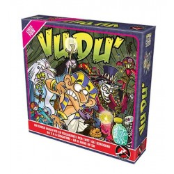 VUDU ' anglais Magic party game jeu Voodoo
