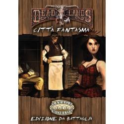 DEAD LANDS CITTA FANTASMA Gioco di ruolo western GGSW0103 SAVAGE WORLDS Italiano