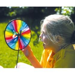 MAGIC WHEEL diametro 20 cm Ruota a vento INVENTO HQ wind game