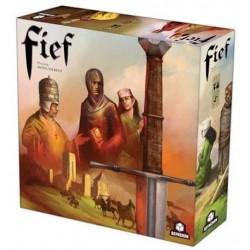FIEF Francia 1429 edizione italiana Giochix 14+ GIOCO DA TAVOLO giocatori 3-6