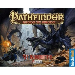 PATHFINDER scatola base SET INTRODUTTIVO gioco di ruolo fantasy in italiano