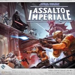 ASSALTO IMPERIALE STAR WARS edizione italiana gioco da tavolo guerre stellari