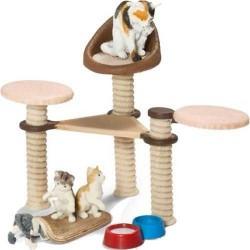 SET GATTI SCENARIO mici gattini confezione 41801 CAT SCENERY PACK