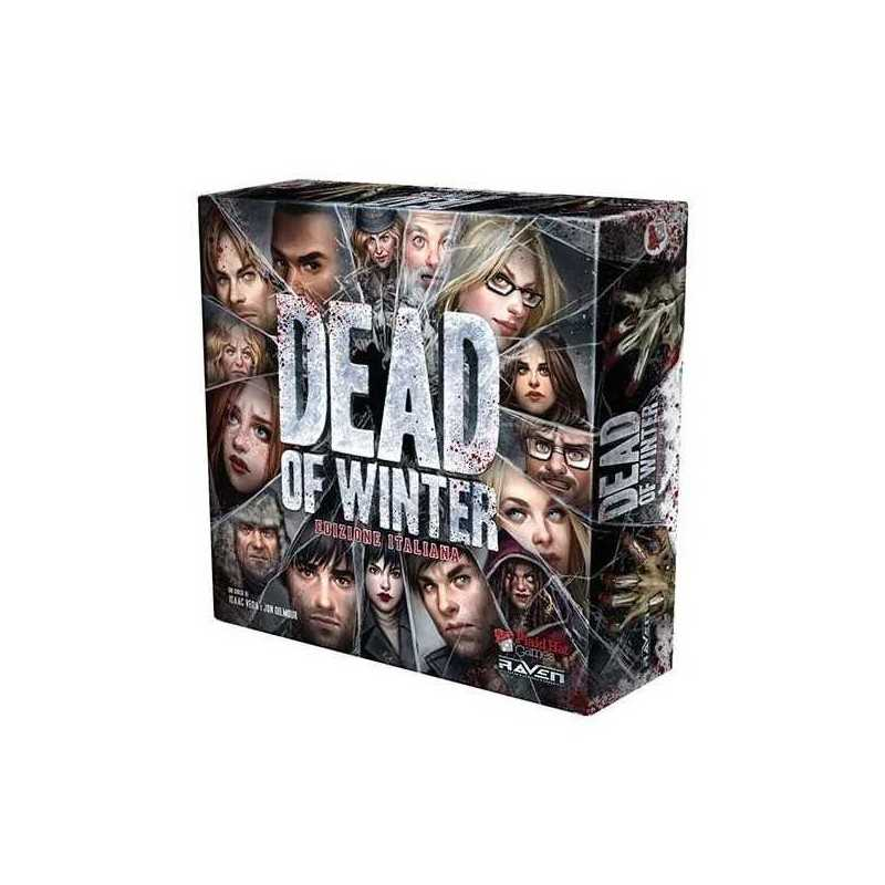DEAD OF WINTER gioco cooperativo ma competitivo EDIZIONE ITALIANA Play Hat Games