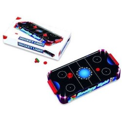 HOCKEY LIGHT piano luminoso DAL NEGRO dalnegro DA TAVOLO per 2 giocatori ETA' 7+