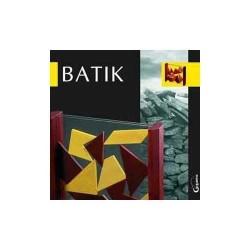 BATIK oliphante ETA' 6+ gioco da tavolo UNO CONTRO UNO per 2 giocatori LEGNO tangram