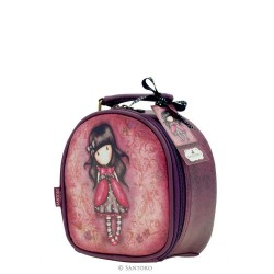 Gorjuss BEAUTY CASE trousse porta gioie LADYBIRD 406GJ03 borsa SANTORO borsello