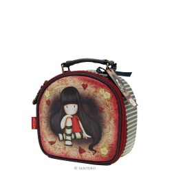 Gorjuss BEAUTY CASE trousse porta gioie THE COLLECTOR 406GJ05 borsa borsello SANTORO
